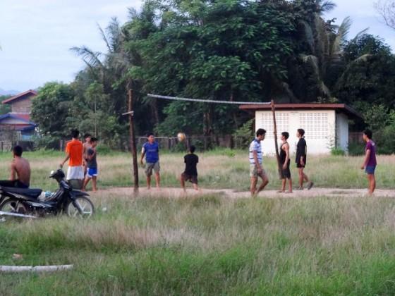 Community Volleyball