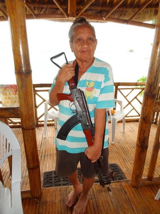 Don't Mess With Filipino Grandmas