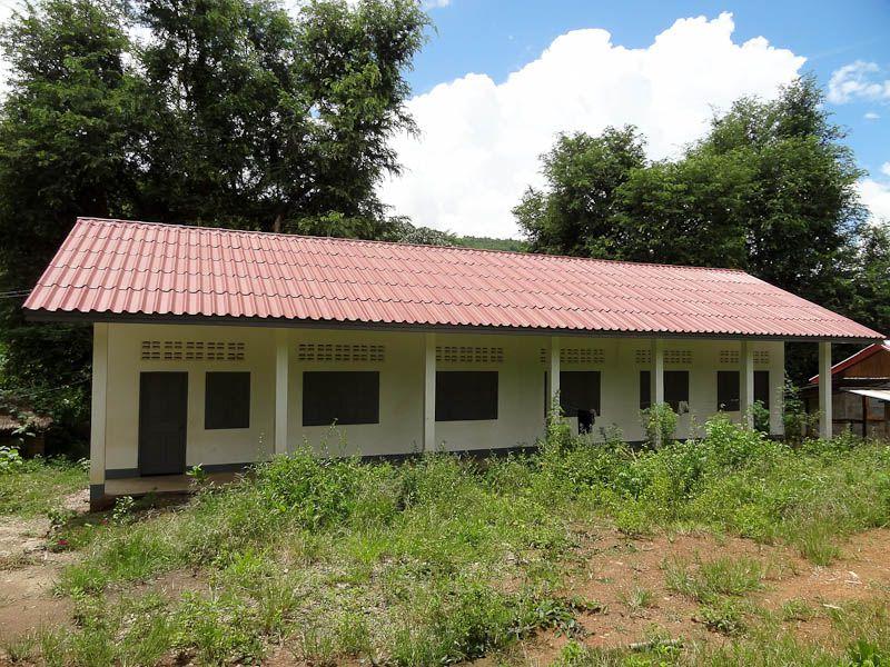 School 2 - New Dormitory
