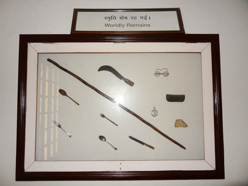 Tools Needed To Change The World - Taken 6-Nov-2012 - Gandhi Smriti, Delhi, India