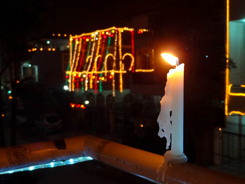 Happy Diwali - Taken 13-Nov-2012 - Noida, India