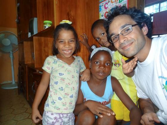 Volunteering At The Orphanage In Atacames, Ecuador