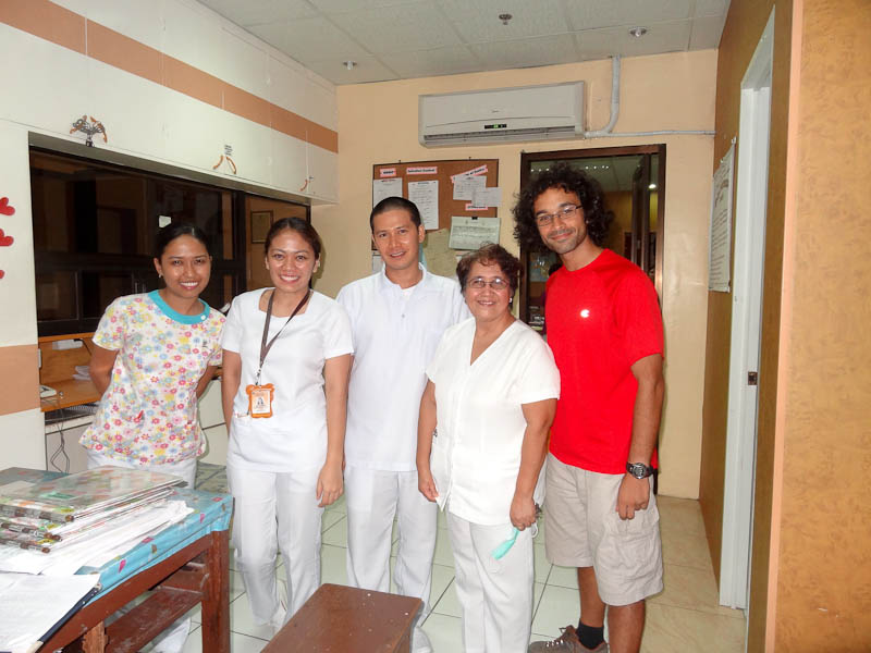 With The Other Nurses