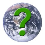 Globe And Question mark