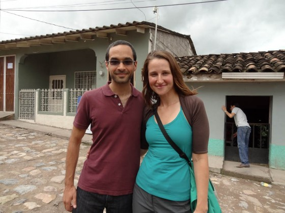 Making A Canadian Friend In Honduras