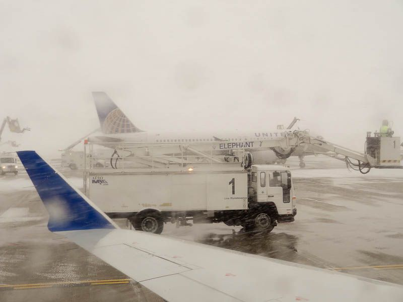 De-icing The Wings In Cleveland
