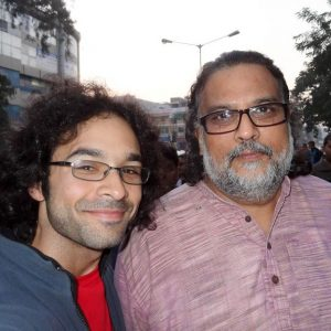 Me And Tushar Gandhi