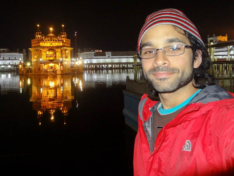 The Golden Temple And I
