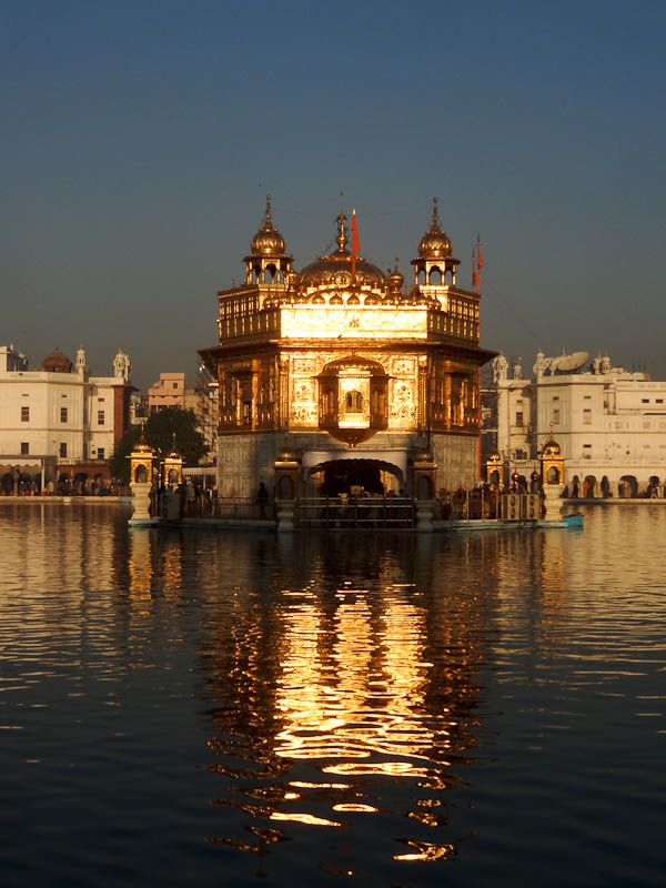 The Golden Temple Daytime