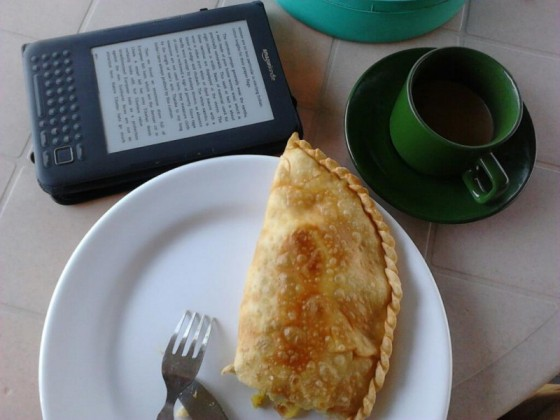 Perfect Lunch: Tibetan Butter Tea, Shabagleb, And A Great Book