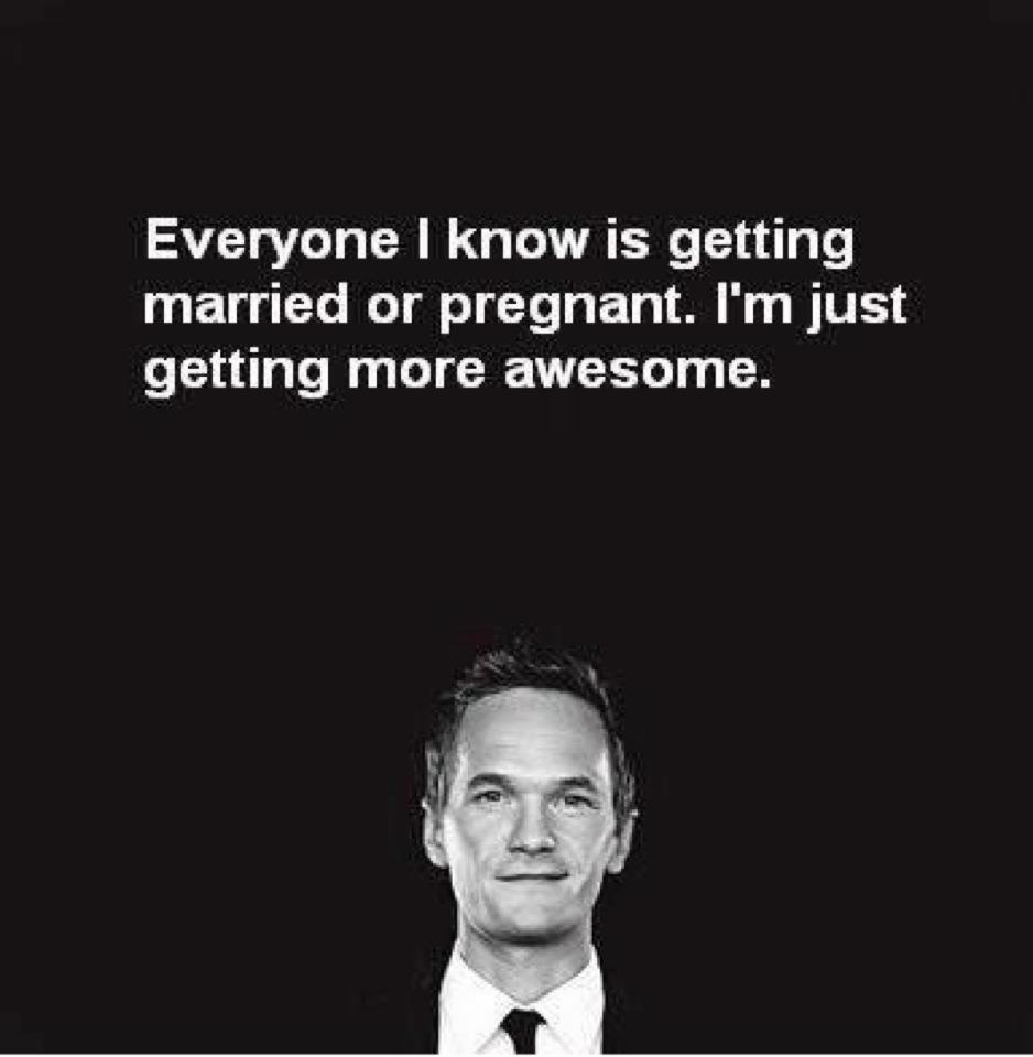 Sage Advice From Barney Stinson