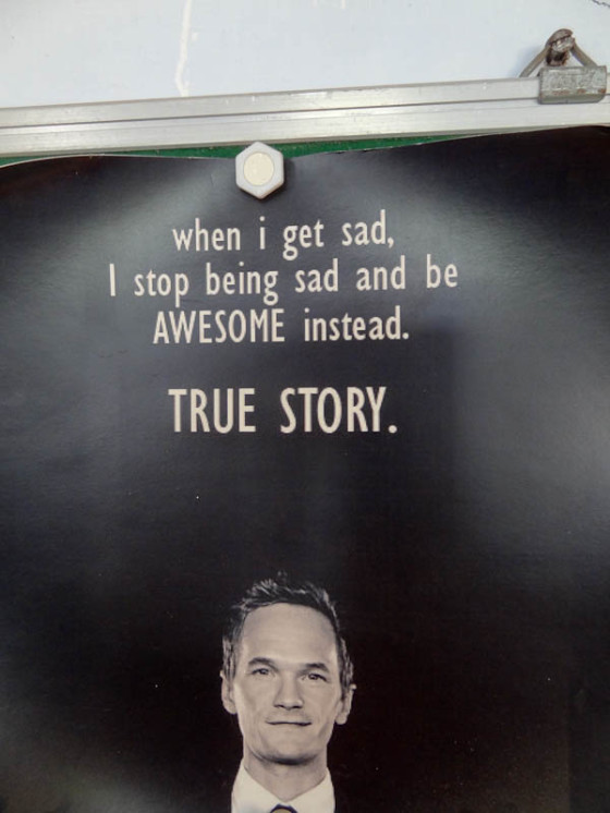 An Amazing Story By Barney Stinson