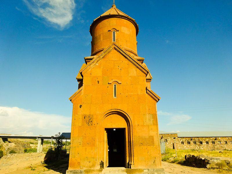 Old Armenian Orthodox Church