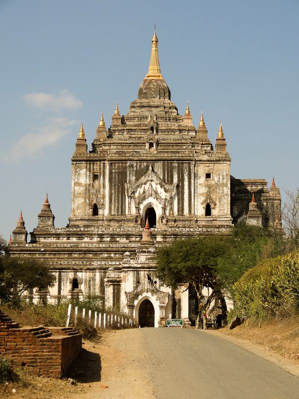 A Temple Entrance