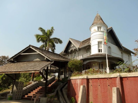 Aung San's House And Museum