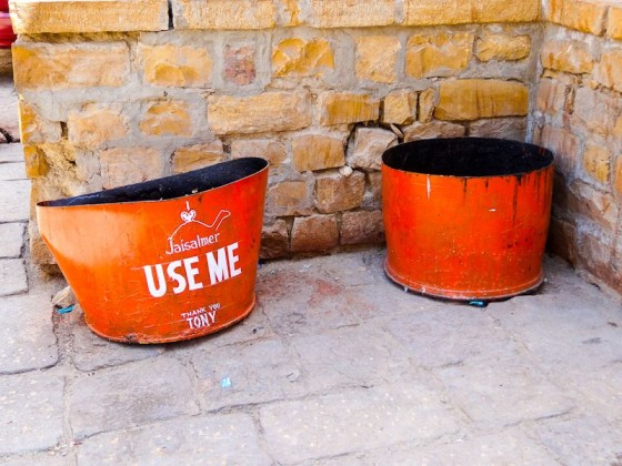 Effective Public Garbage Cans