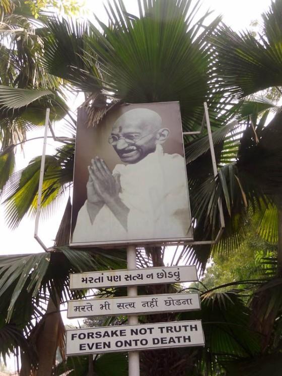 Gandhi's Ashram (1)