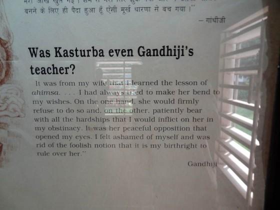 Gandhi's Ashram (19)