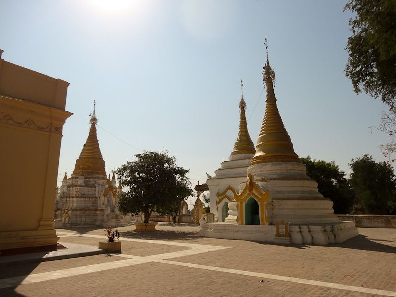Mahar Aung Mye Bonzan Monastery
