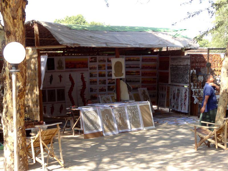 Souvenir Stall