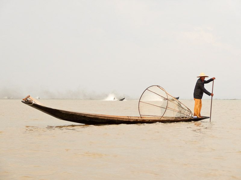 Traditional Fisherman