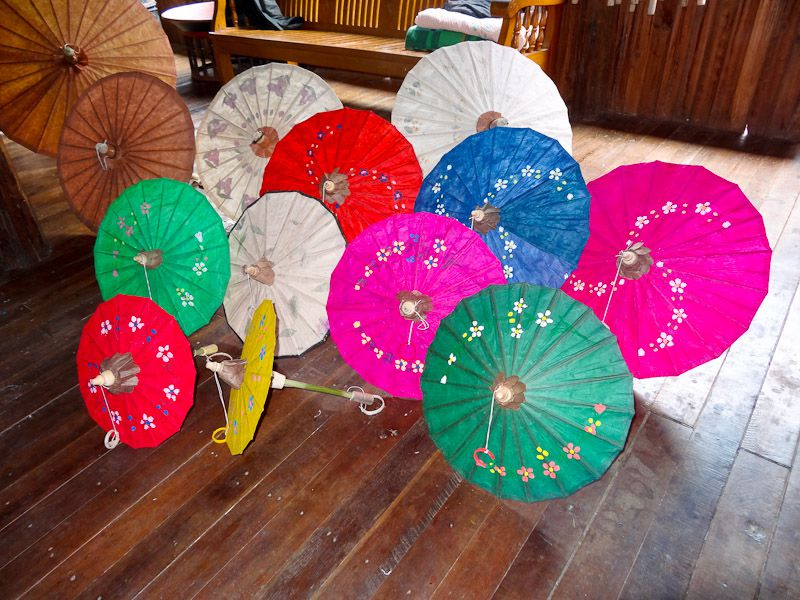 Umbrella Workshop