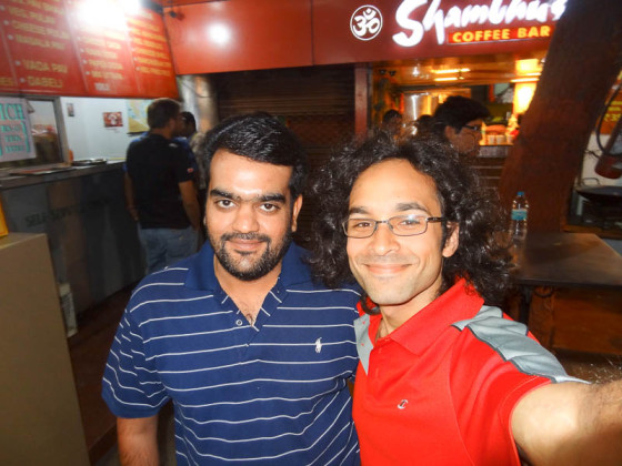 Karan And I