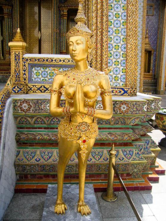 Statue In Thailand