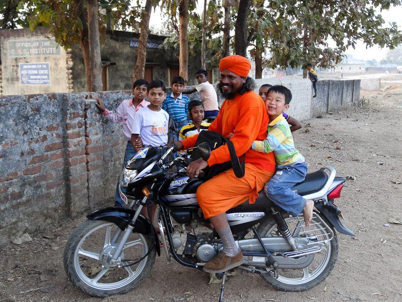 Happy Monk Happy Child
