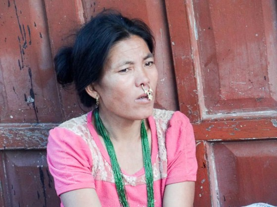Nose Jewelry In Nepal