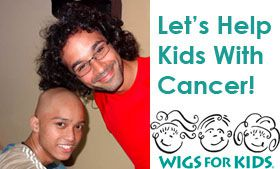 Let's Help Kids With Cancer