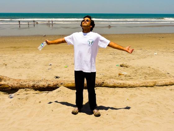 Feeling Free In Ecuador