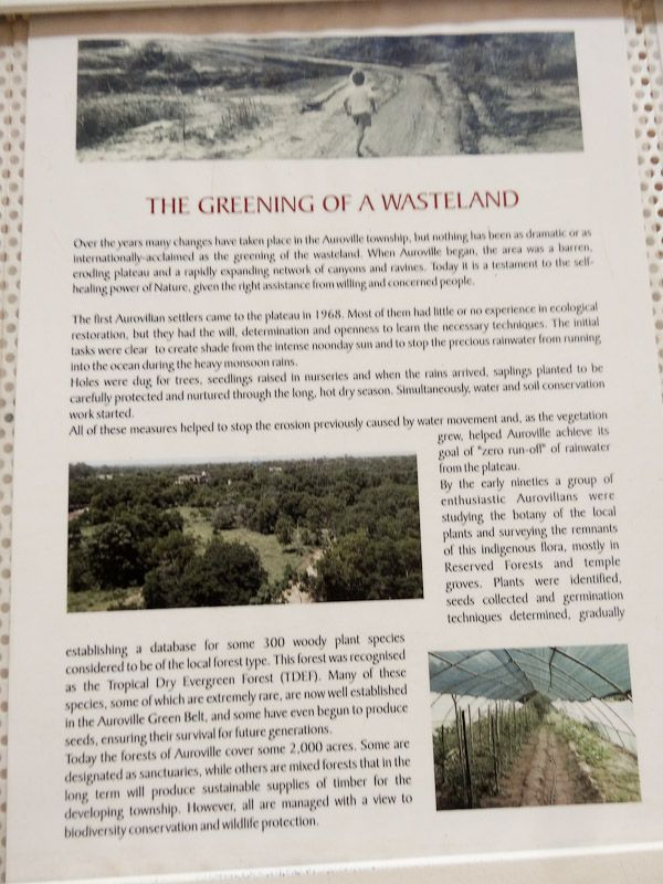 Auroville Information
