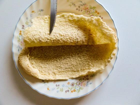 Cut The Pita Bread