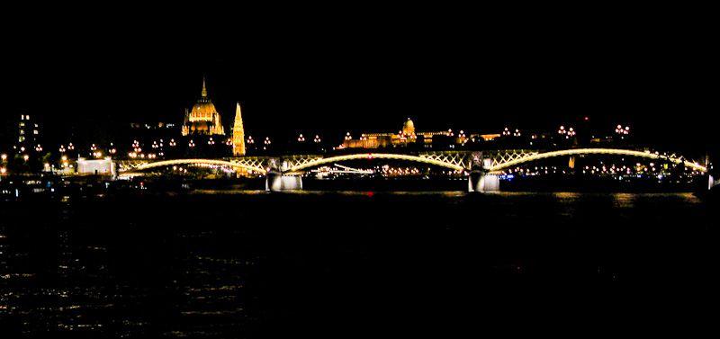 Budapest At Night - Taken 10-Jul-2013 - Budapest, Hungary