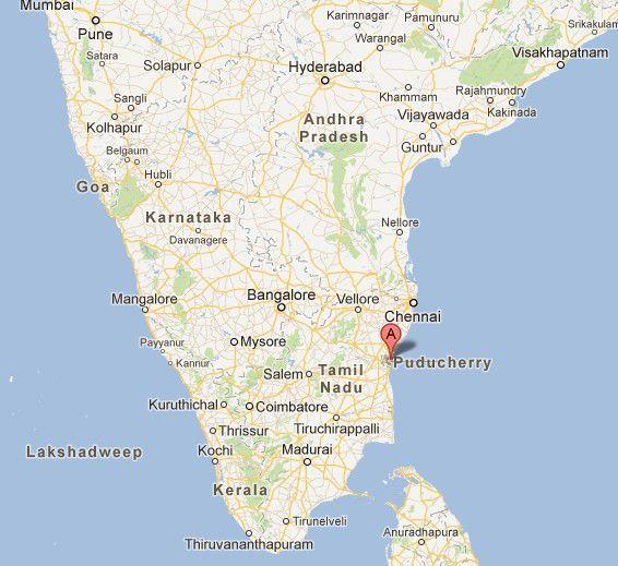 Pondicherry: The French Were In India! on sagar india map, kolkota india map, madurai india map, khammam india map, wonderla kochi map, bikaner india map, karimnagar india map, karnataka india map, chengam india map, uttaranchal india map, balasore india map, neemrana india map, sindh india map, mahabalipuram india map, dadri india map, meerut india map, alwar india map, leh ladakh indian on map, aizawl india map, uttarkashi india map,