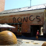 The RONCS Bar In Debrecen, Hungary
