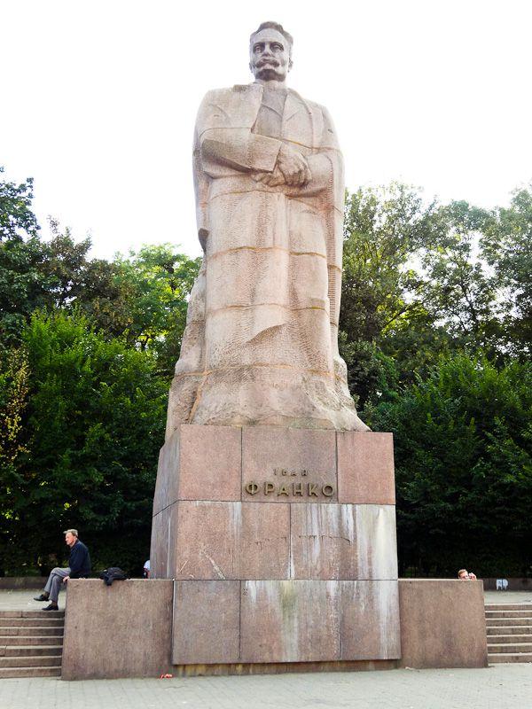 Ivan Franko - Ukrainian Hero
