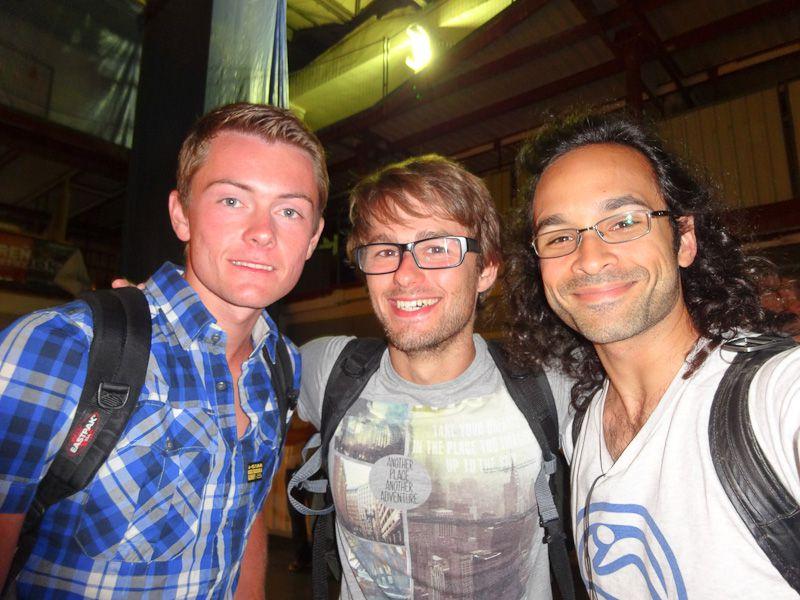 Martin, Stijn, And I