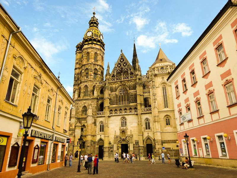 St Elisabeth Cathedral