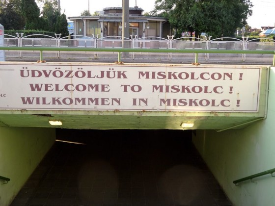 Welcome To Miskolc