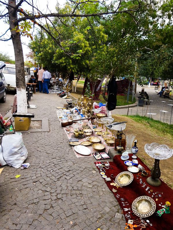 Georigan Antique Market