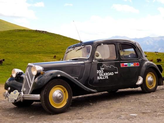 Silk Road Rallye