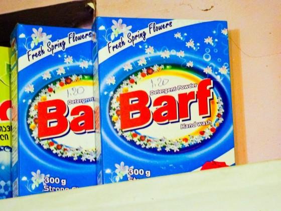 Worst Brand Name Ever