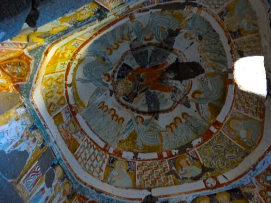1000-Year-Old Frescoed Churches