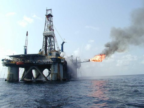Flaring The Well