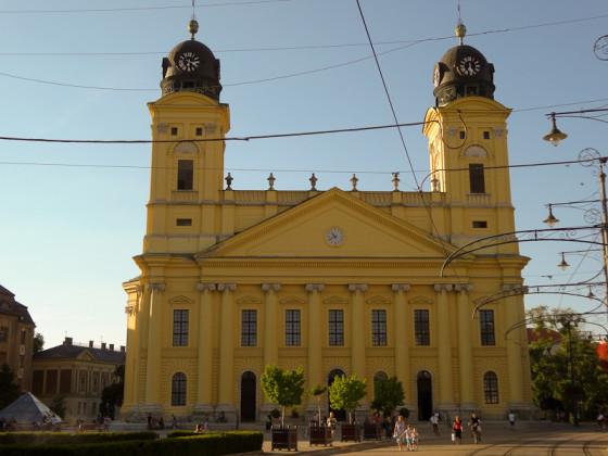 Debrecen's Central Church
