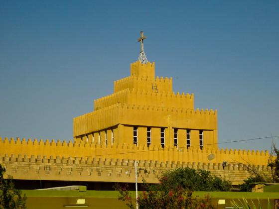 A Church In Erbil, Iraq