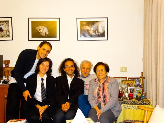My Lebanese Family