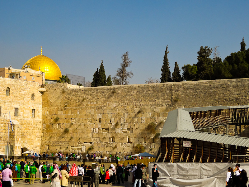 The World's Most Contested Piece Of Land - Taken 20-Nov-2013 - Jerusalem, Israel